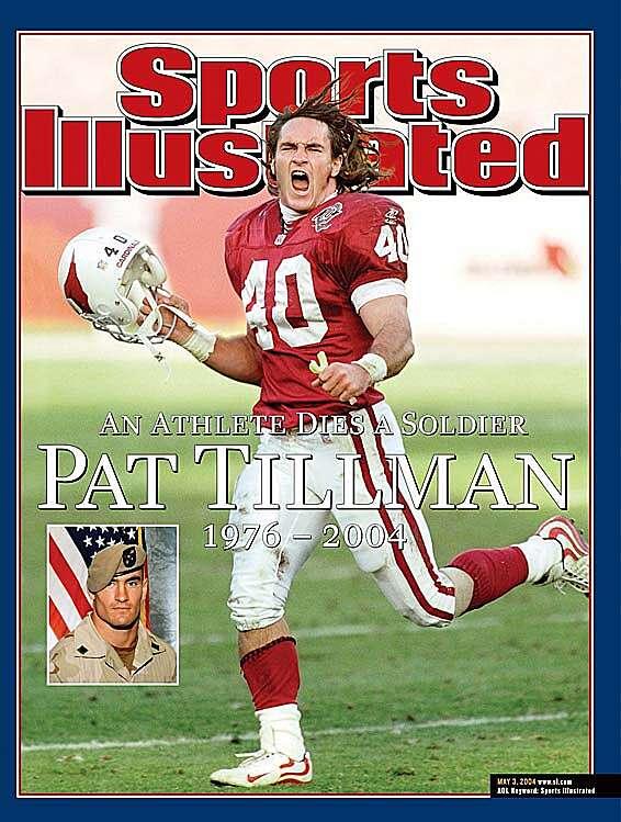 quality design 2c6fc a901a In Memory of Pat Tillman | SI.com