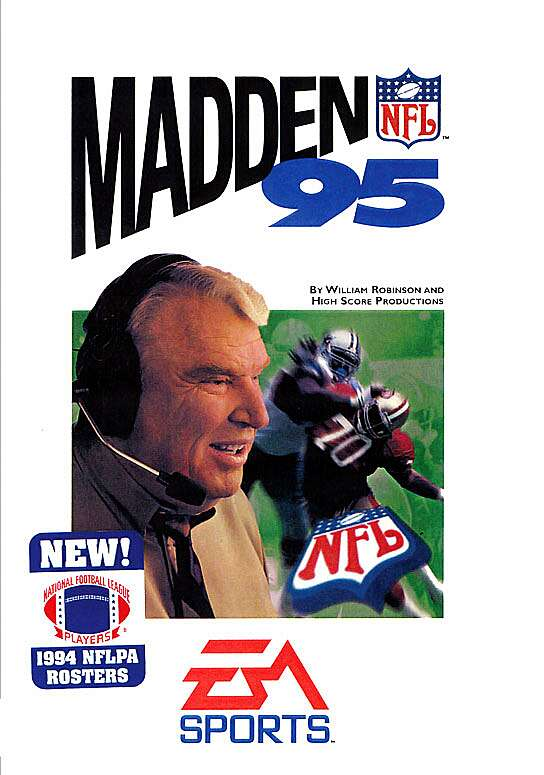 Madden NFL Covers Through the Years | SI com