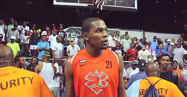 e31fd7b77ba NBA Players At Rucker Park | SI.com