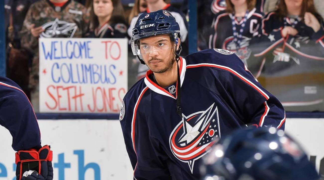 After trade Seth Jones figuring out Blue Jackets | SI.com