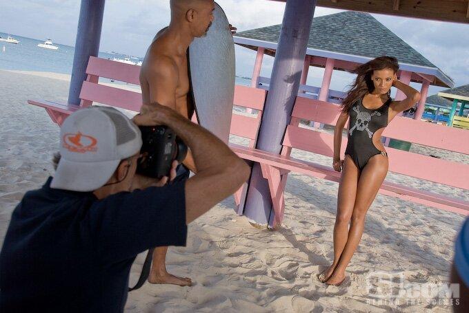 Selita Ebanks - 2008 Sports Illustrated Swimsuit Edition ...