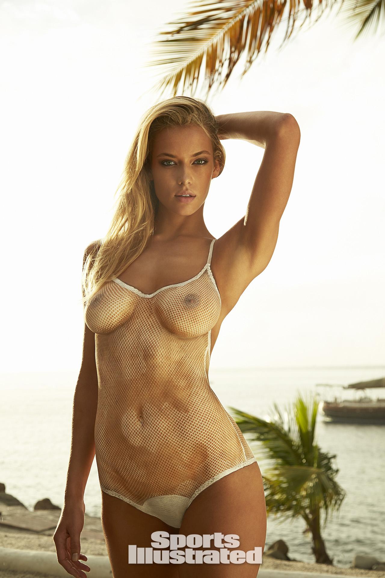 Hannah Ferguson 2014: St. Lucia | Body Paint