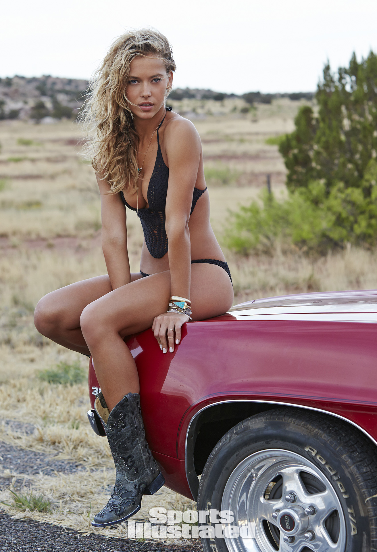 Hannah Ferguson 2015: Route 66