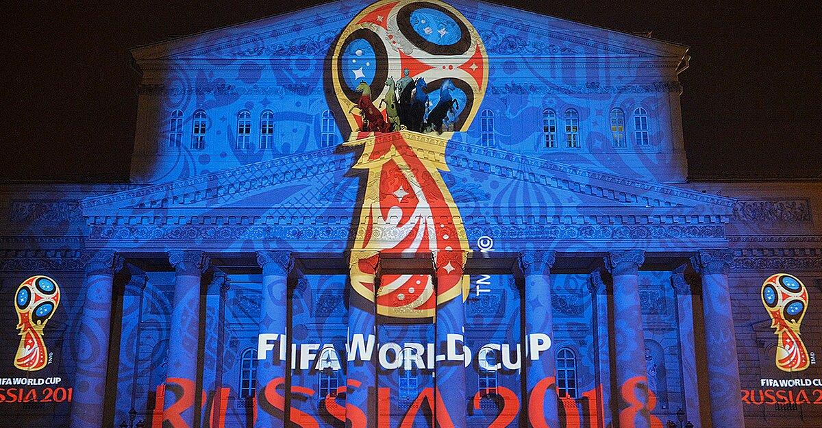 Видеоролик Чемпионат Мира 2018