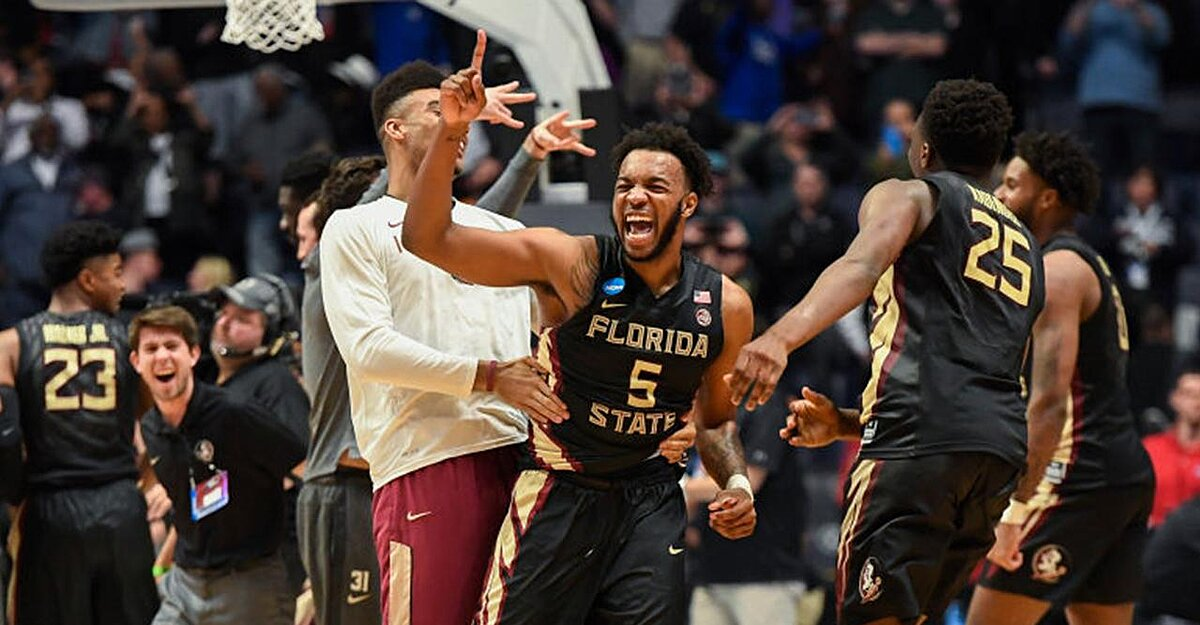 Evolution of college basketball was on display this weekend