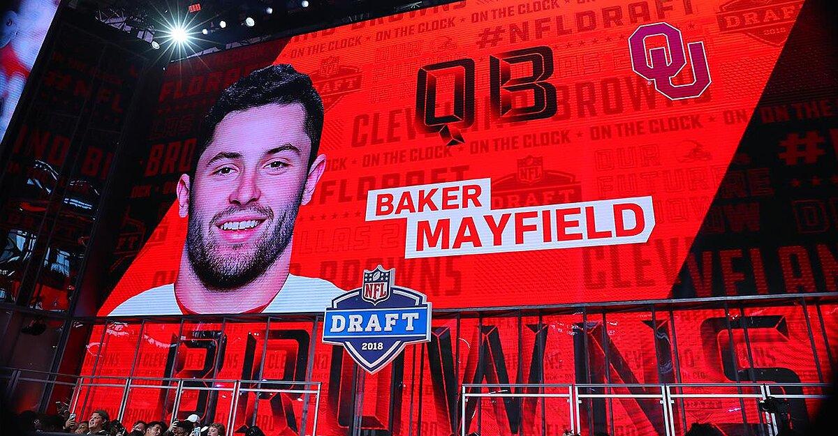 Video Did John Dorsey Make A Mistake Picking Baker Mayfield
