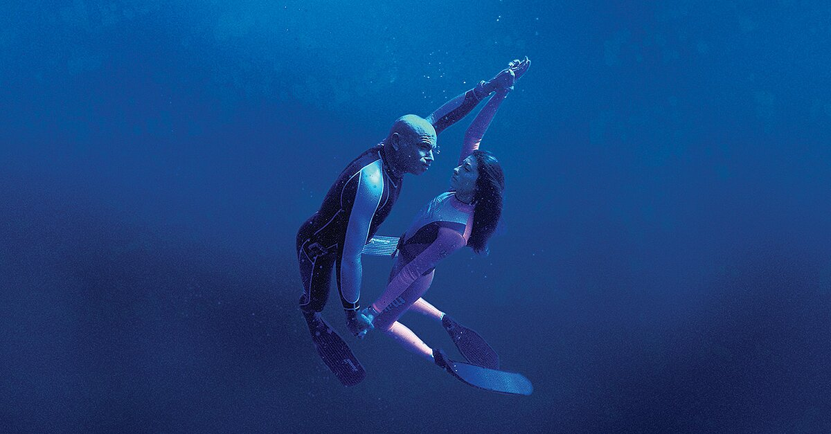 Two of the world 39 s best free divers went to the limit one came back vault - Porno dive video gratis ...