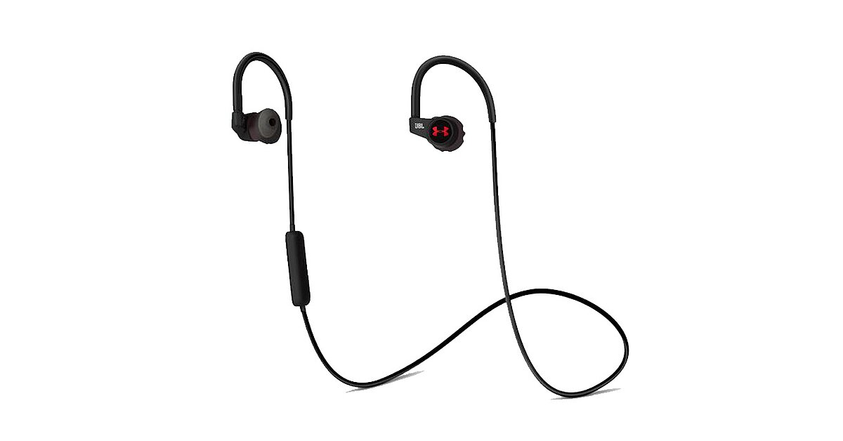 Under Armour wireless heart rate JBL headphones review