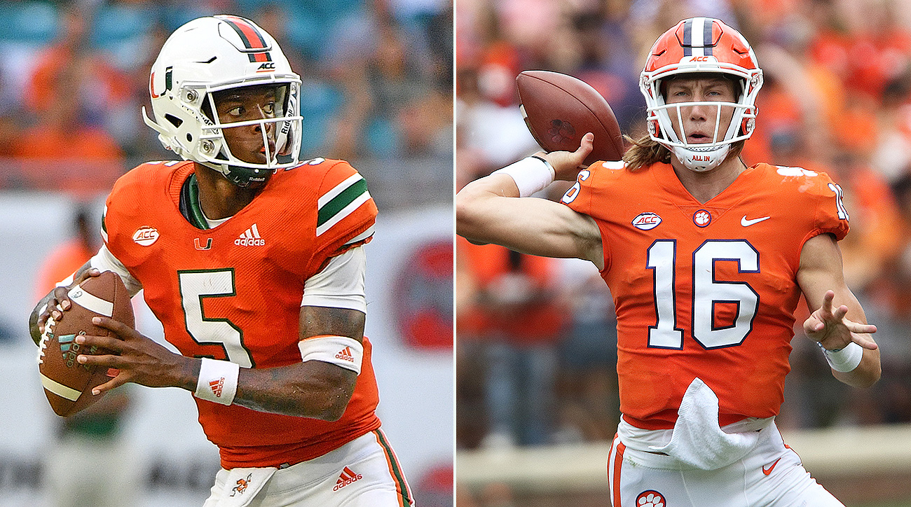Nkosi-perry-trevor-lawrence-miami-clemson-qbs