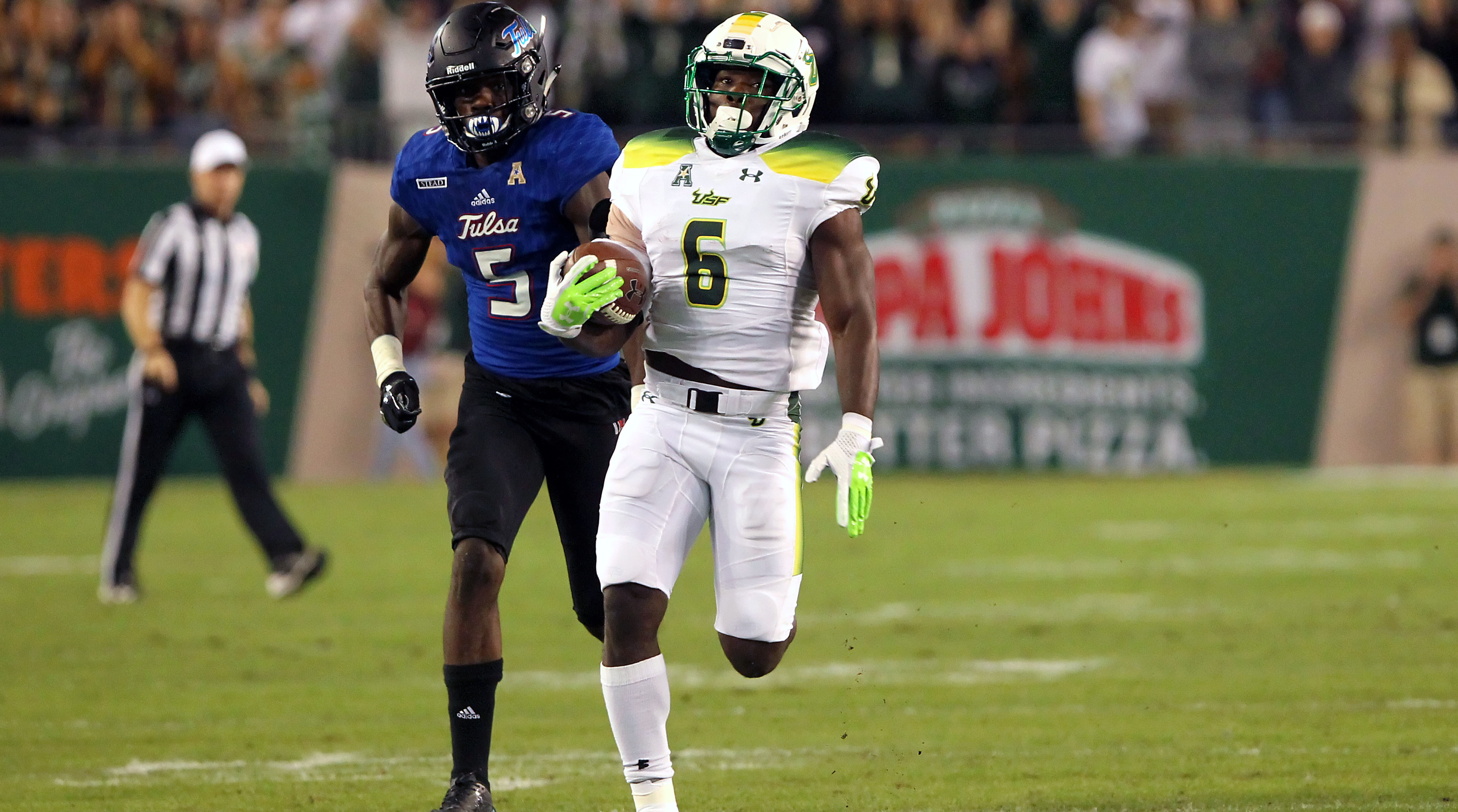 How to Watch South Florida vs. Tulsa: Live Stream, TV Channel, Time