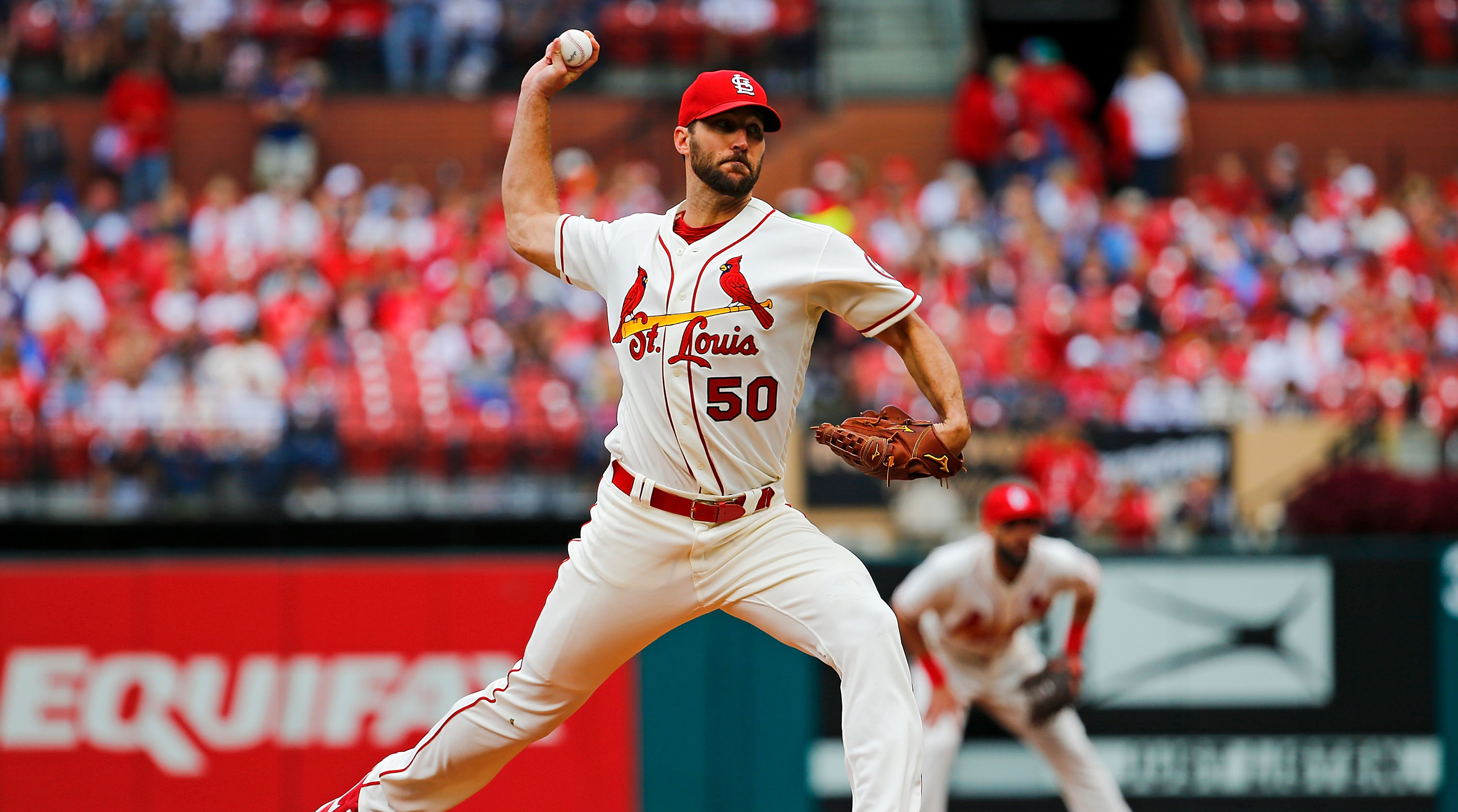 Adam Wainwright Agrees to One-Year Contract with Cardinals