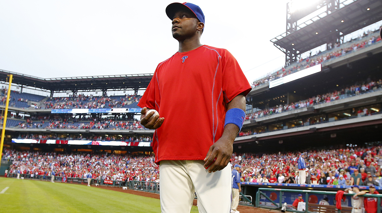 Ryan Howard Sits on the Edge of Sports Betting's Next Wave