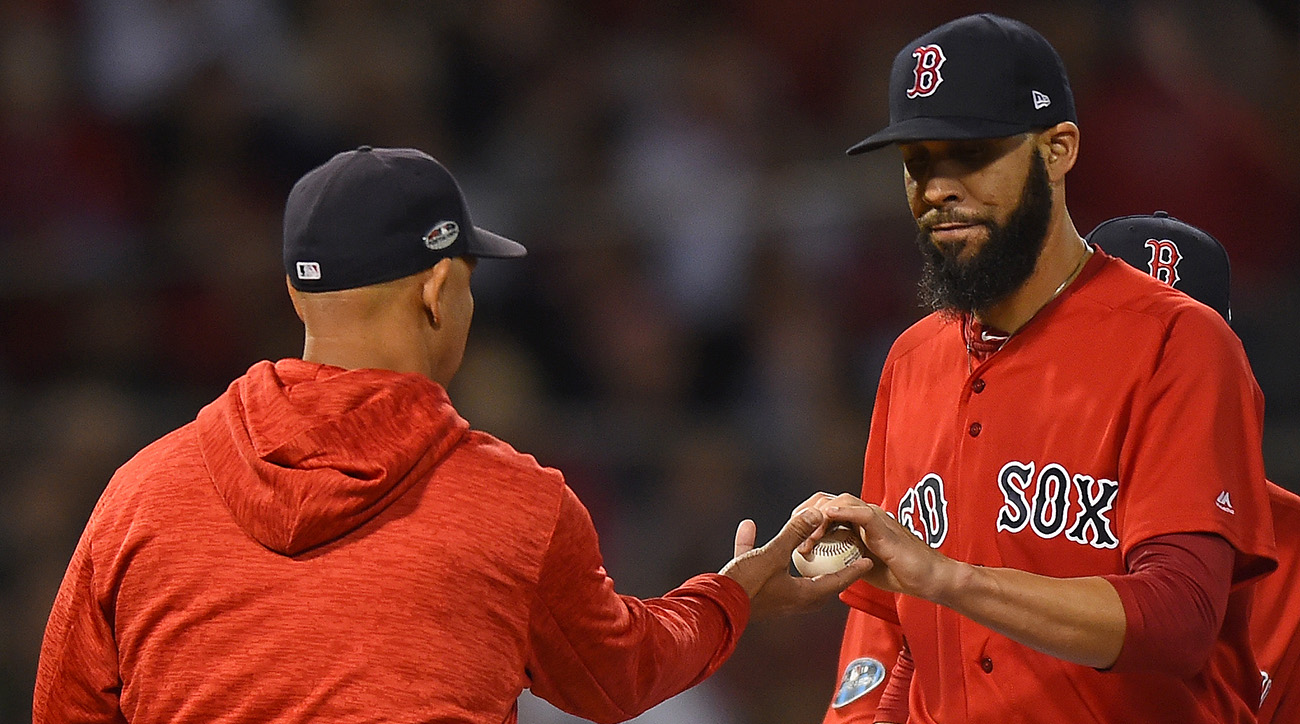 ALCS Roundtable: When Would it Be Smartest to Start David Price Against Astros?