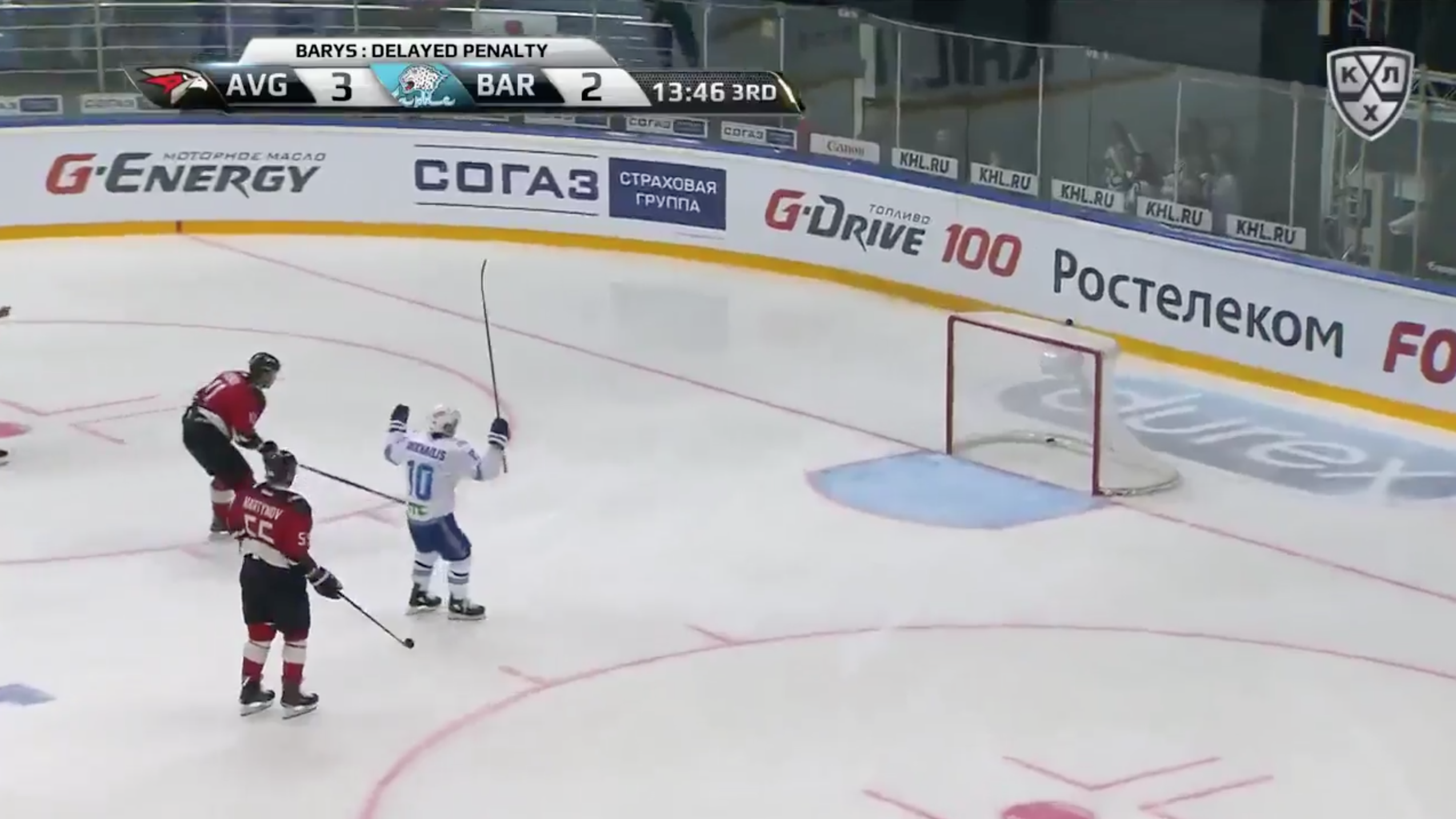 Khl-avangard-barys-own-goal-delayed-penalty-video