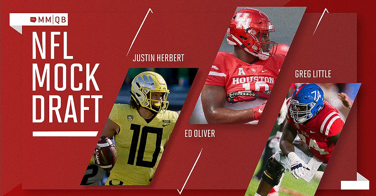 2019 NFL Mock Draft 1.0: Giants Take QB No. 1 in First Projections