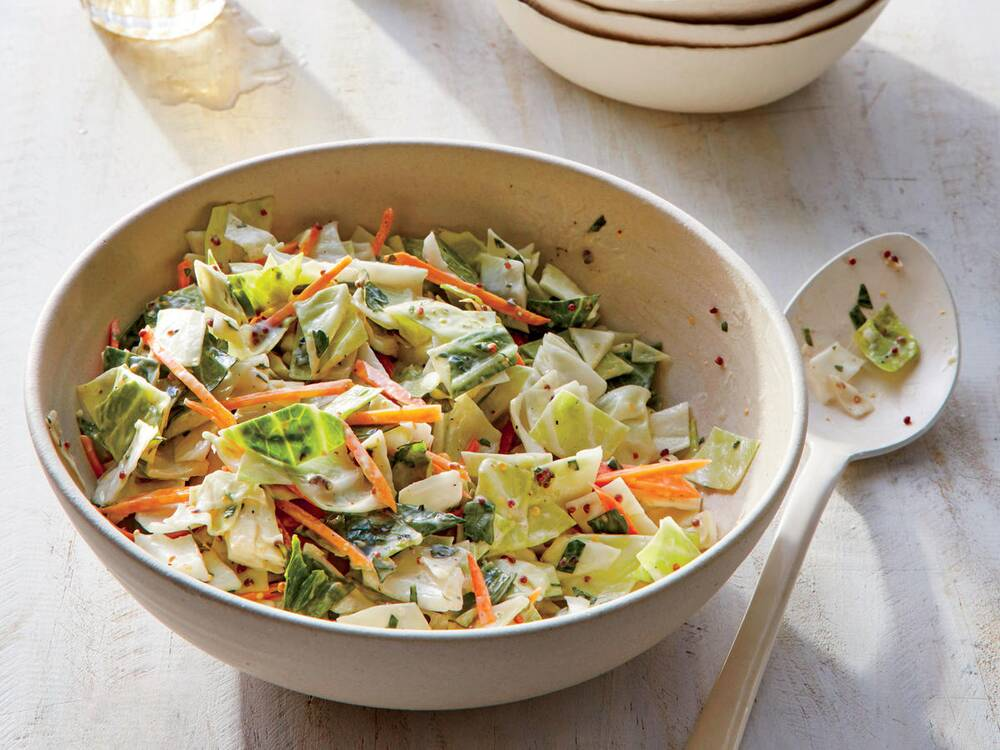 recipe: sweet and sour coleslaw nutrition [9]
