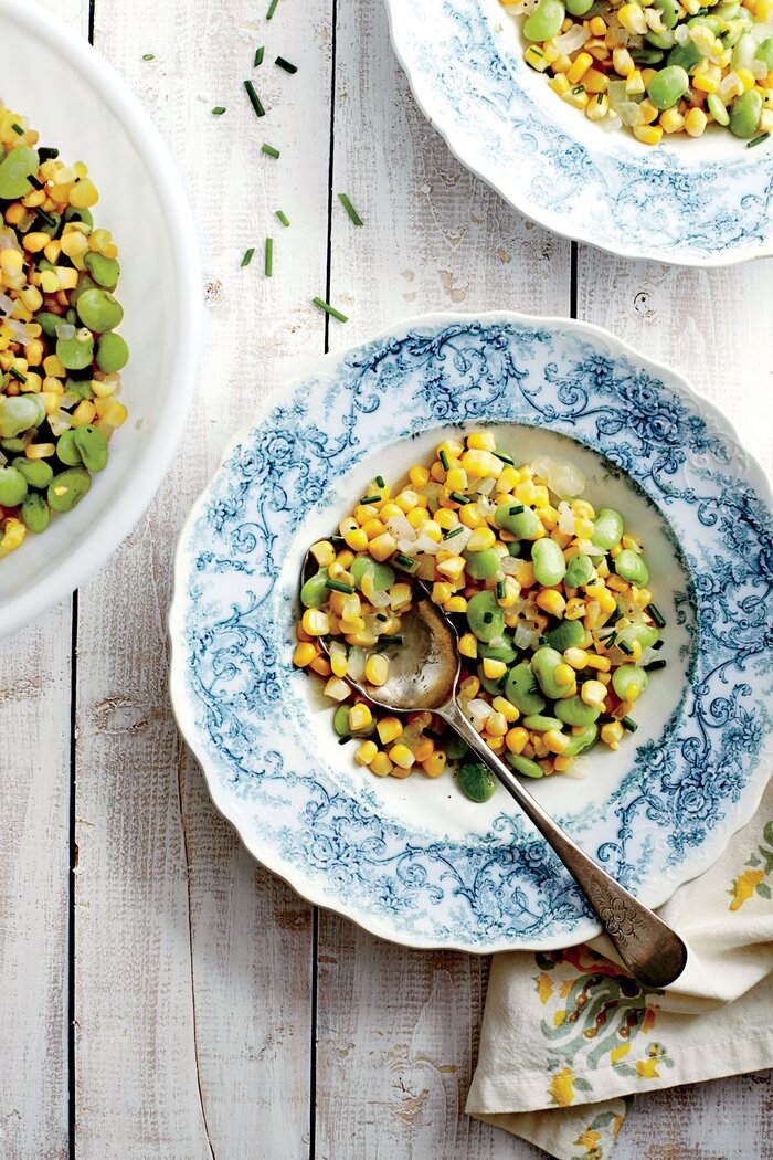 recipe: ingredients for succotash [35]