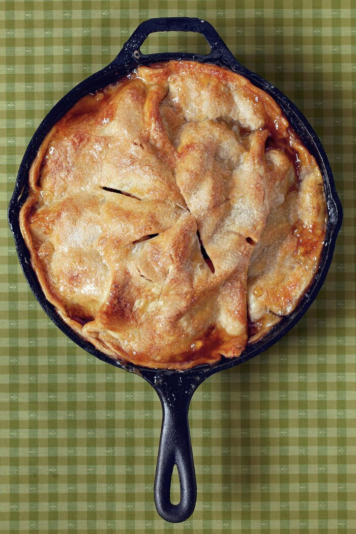 recipe: iron skillet apple pie recipe [25]