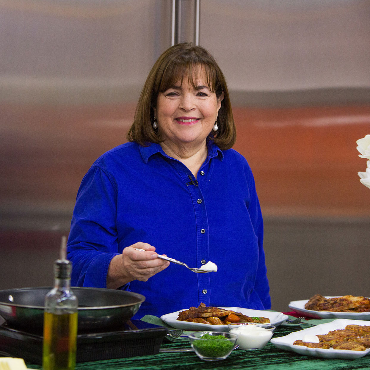 Ina Garten's Favorite Fall Lunch Is Actually Super Easy to Make