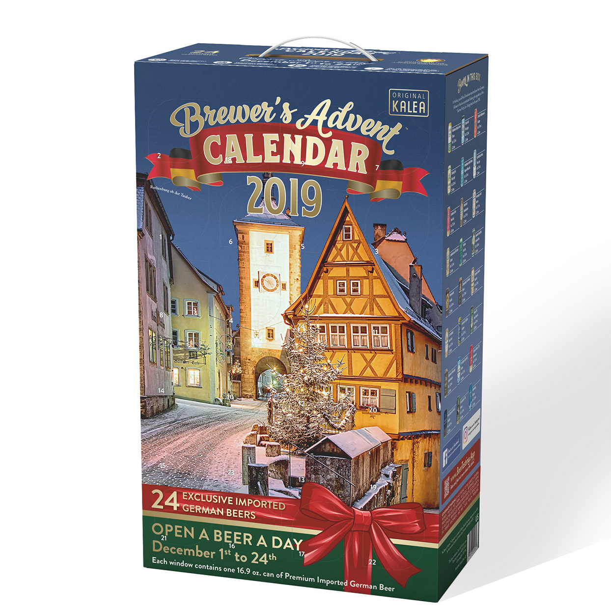 Costco's Beer Advent Calendar Is Back With 24 Nights of German Imports