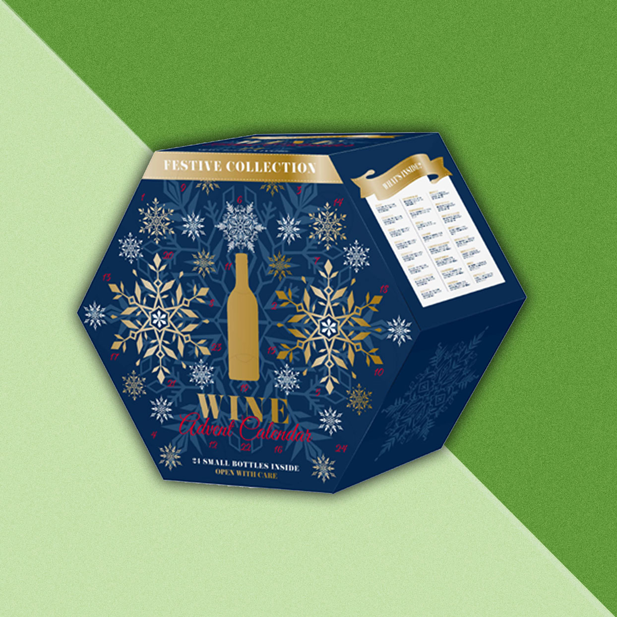 Aldi's Wine Advent Calendar Is Back for the Holidays