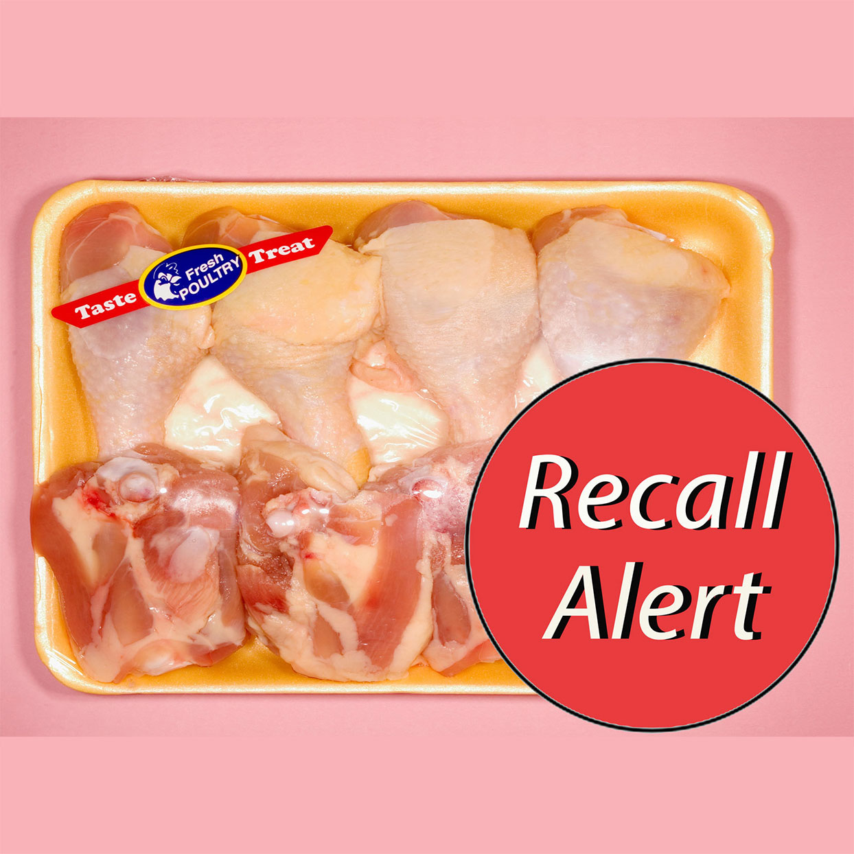 Chicken Products Recalled at Trader Joe's Aldi, Target and More for Possible Listeria Contamination