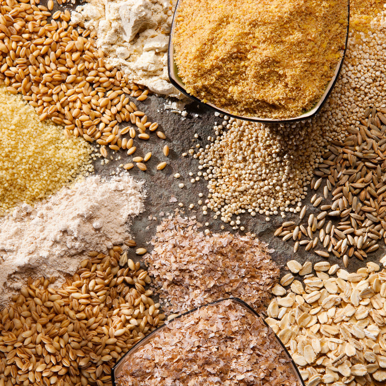 8 Gluten-Free Grains You Should Add to Your Diet