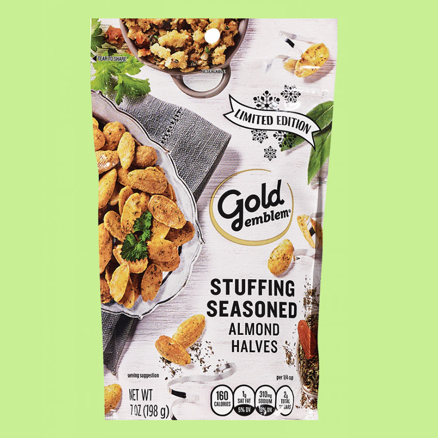 CVS Is Selling Almonds That Taste Just Like Thanksgiving Stuffing