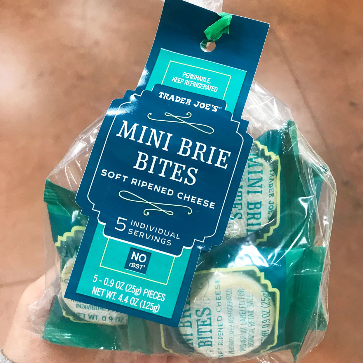 Trader Joe's Mini Brie Bites Are Going to Be Your New Favorite Snack
