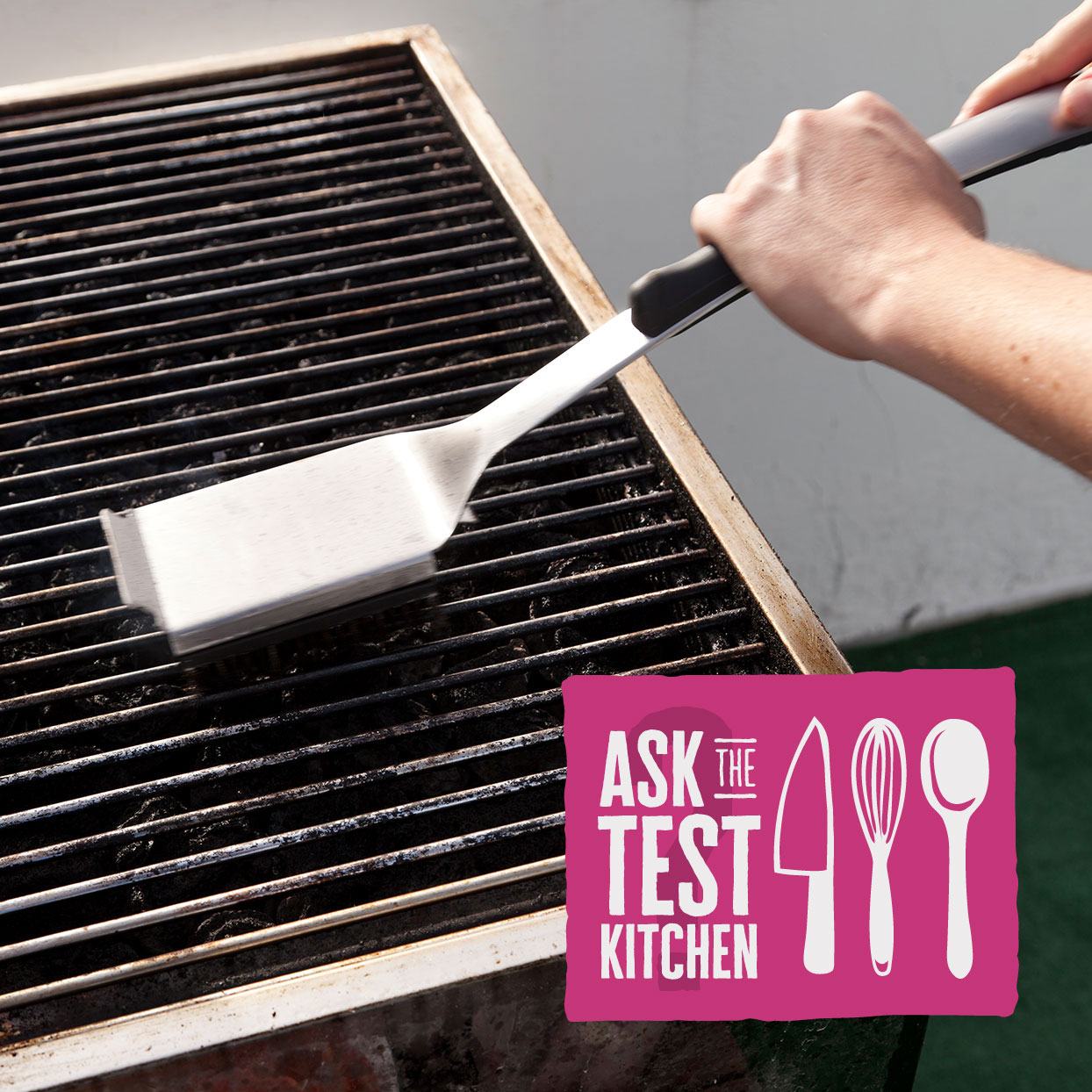 How to Clean a Grill Properly, According to Our Test Kitchen