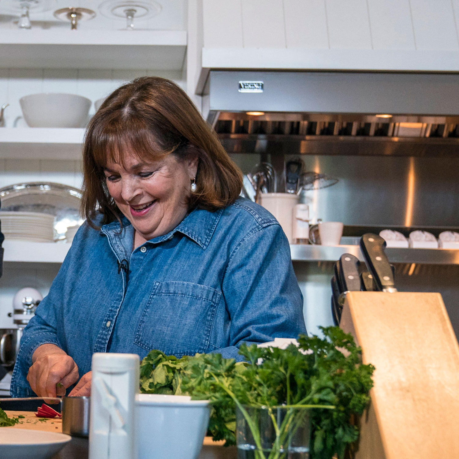 Ina Garten and I Have the Same Favorite Kitchen Knife, and I've Never Felt So Validated