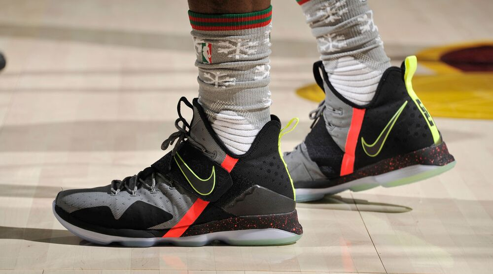 best website b37fa f3420 Ranking All 15 of LeBron James's Signature Sneakers ...