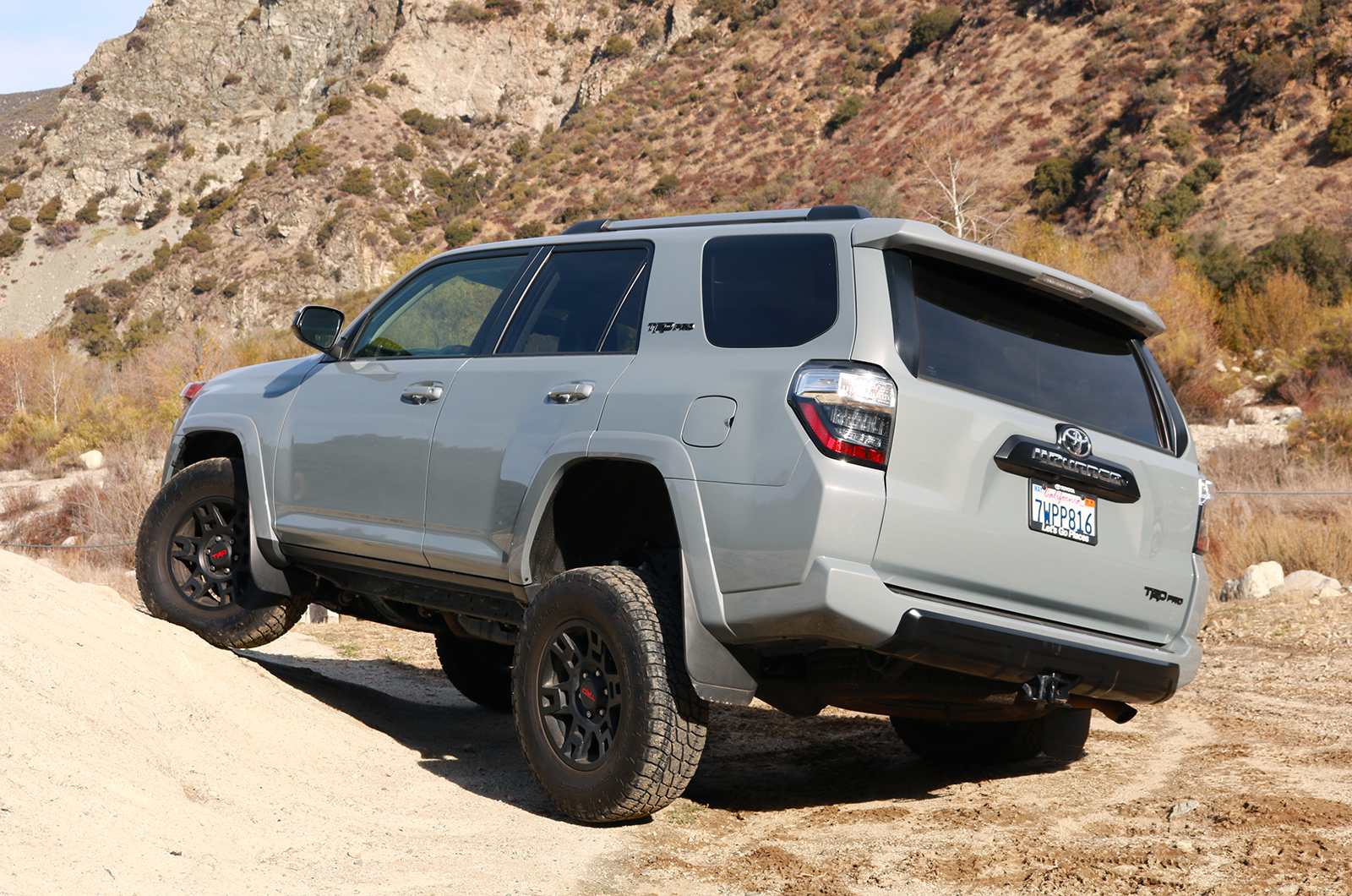 2017 Toyota 4runner Trd Pro Review Old School Off Road