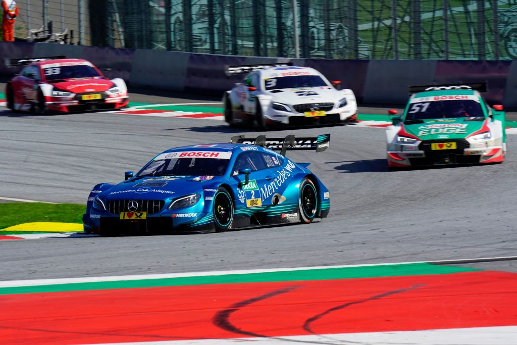 In other news, Mercedes will be absent from the DTM field in 2019 with talks of Aston Martin replacing the manufacturer in Germany's premier touring car series.