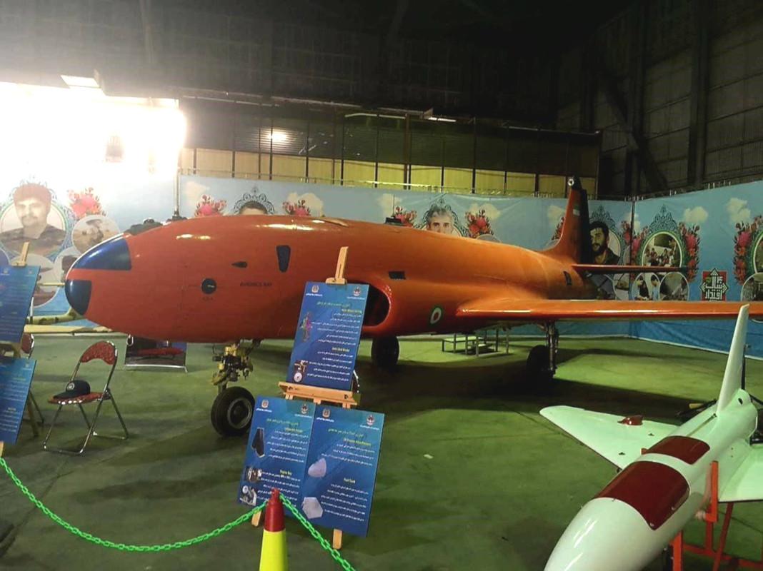 The Khodkar drone.